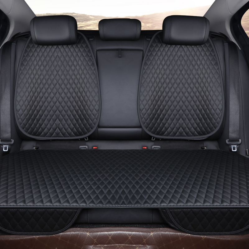 2019 brand new pu leather universal easy install car seat cushion stay on seats non-slide auto covers not moves automotive pads