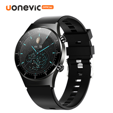 UONEVIC G25 Smartwatch IP67 Waterproof Long Standby Multi-sports Modes Fitness Tracker Smart Watch for Men for huawei GT2 PRO