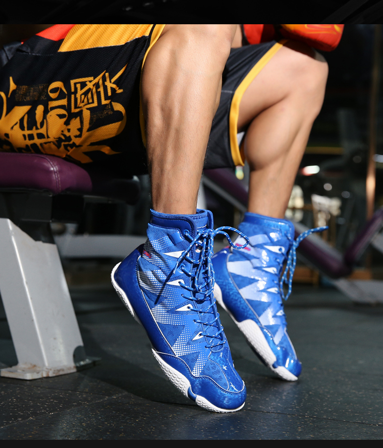 High Quality Fighting Wrestling Light Sneakers