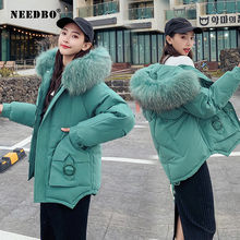 Winter Jacket Women Plus Size Free Shiping Autumn Coat Veste Female Woman Coats 2019 Parka Outwear