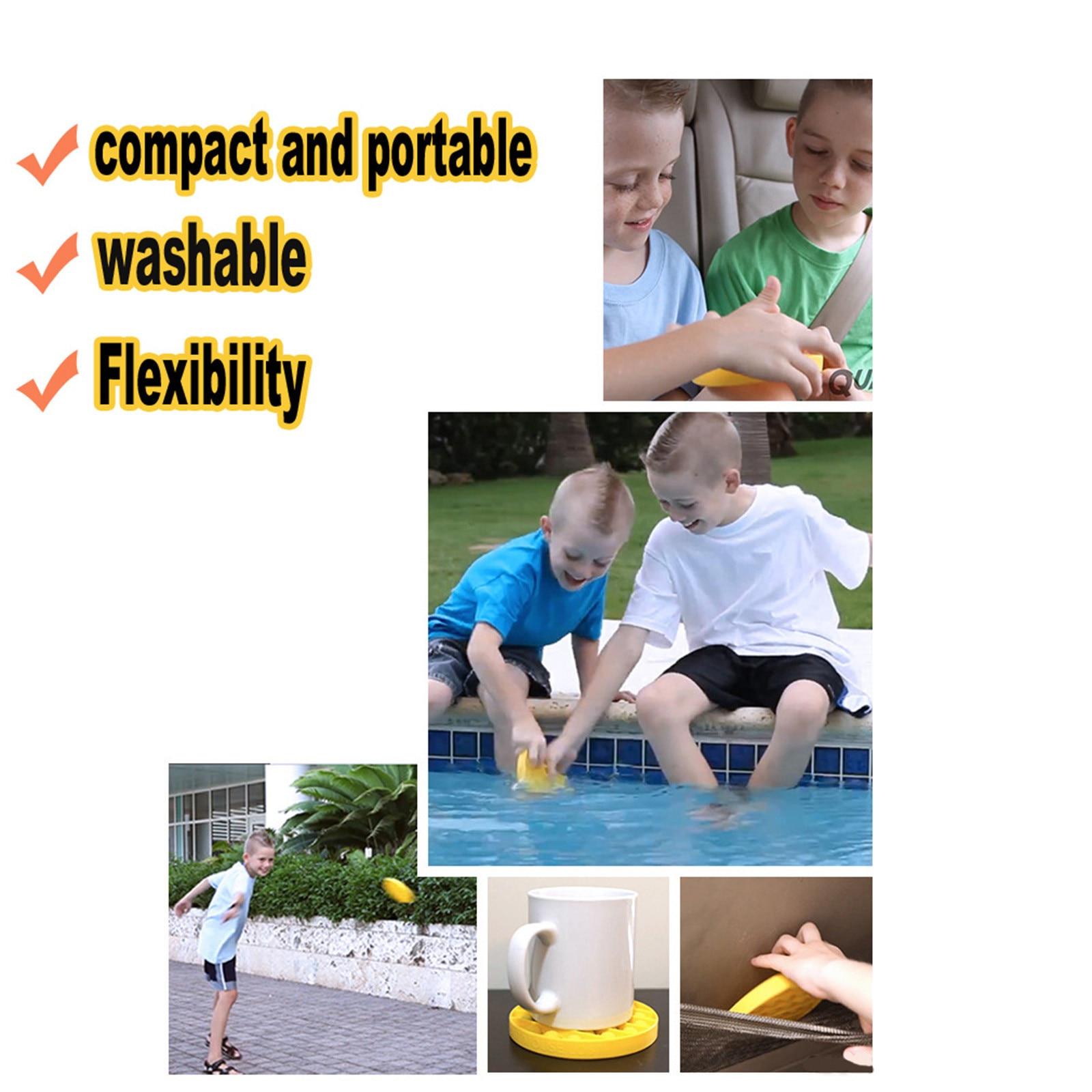 Antistress-Toys Fidget-Sensory-Toy Bubble-Fidget Autism Carrot Pops Kids Adult 1pc New img4