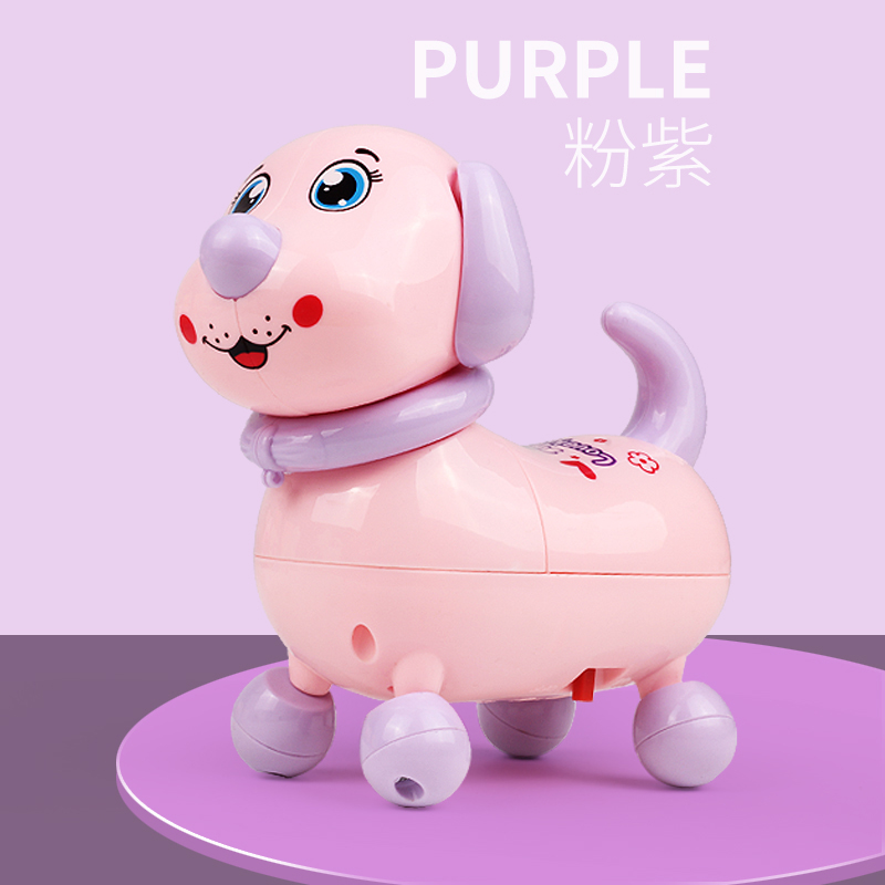 New 2020 Interactive Fun Electronic Toy Music Singing Walking Traction Rope Electric Toy Dog Pet For Kids Children Baby Gifts