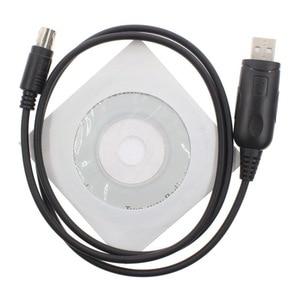 Image 2 - ABKT CT 62 חתול USB כבל עבור FT 100/FT 817/FT 857D/FT 897D/FT 100D/FT 817ND