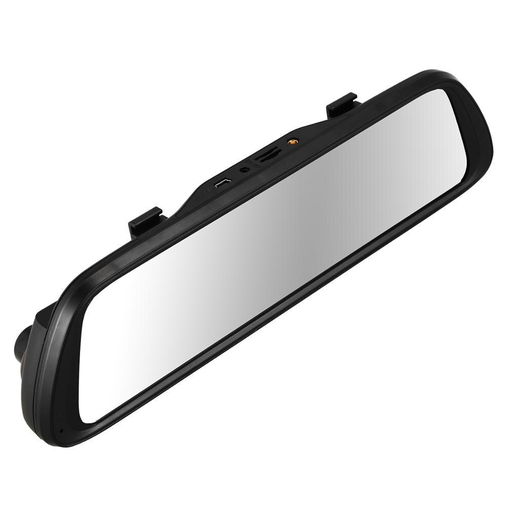 Android 8.1 Car DVR GPS Navigator Camera 10Inch FHD 1080P Stream Media Rear View Mirror 4G GPS Mirror Dash Cam Recorder ADAS Wif - 5
