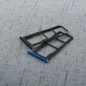 Image 2 - Ocolor עבור Umidigi F2 מתאמי כרטיסי סים עבור Umidigi F2 SIM כרטיס מגש חריץ מחזיק החלפת טלפון נייד אבזרים