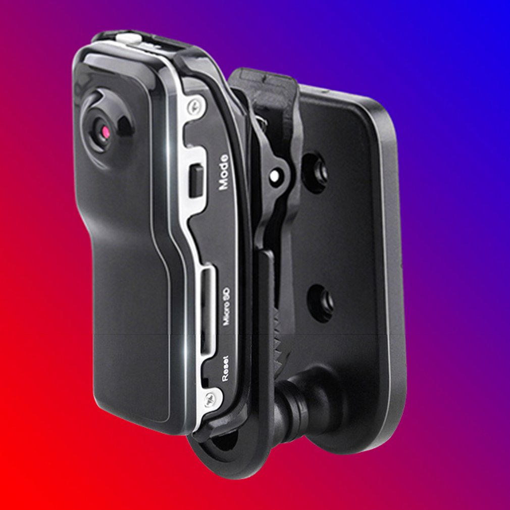 MD80 Mini DVR 720P HD Mini Camera Digital Video Motion Recorder Camcorder Webcam Micro Camera cam Sport DV Video with Holder r20 4
