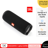 JBL Flip 5 Powerful Bluetooth Speaker, Mini Portable, Wireless, Waterproof BT Speaker with Bass and Stereo Music Perfect Travel