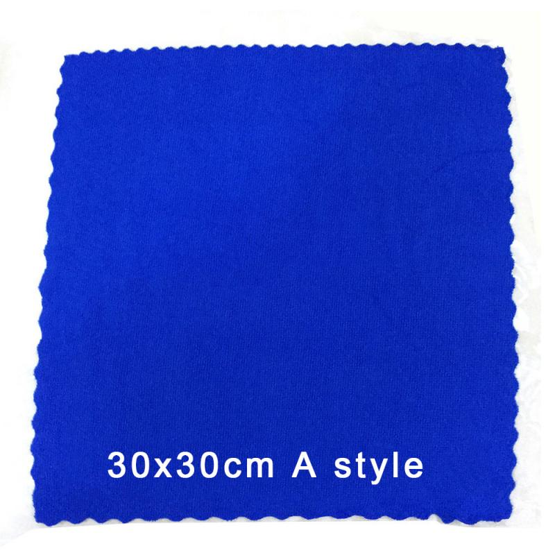 10/20pcs Two Style Super Absorbent Car Wash Cloth Microfiber Towel Cleaning Drying Cloths Rag Detailing Car Towel 30x30cm