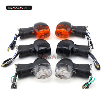 Front Turn Signal Light For KAWASAKI ZX6R ZX-6RR ZX-7 ZX7R ZX-7RR ZX-9R ZX-12R NINJA Motorcycle Parts Indicator Turning Lamp frame slider pad for kawasaki ninja zx 7r zx7r zx 7r 1997 1998 1999 1996 2003 motorcycle crash pad falling protection