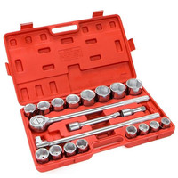21pcs Combination Hex Allen Bit Socket Set Power tool accessories