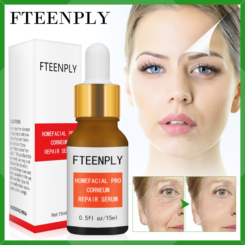 FTEENPLY Nicotinamide Serum Facial Whitening Brightening Hyaluronic Acid Essence Moisturizing Anti-aging Shrink Pores Skin Care