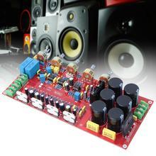 цена на Socket Panel TDA7294 2.1 Channel 2x80W+160W Subwoofer HIFI Power Amplifier Board Module Switch Panel