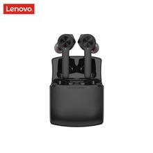 Originele Lenovo HT20 Tws Echte Draadloze Bluetooth 5.0 Oordopjes Met Extra Bass Draadloze Hoofdtelefoon Noise Cancelling Gaming Headset