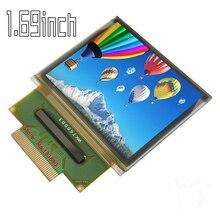 1.69 1.69 インチ UG 6028GDEBF 35PIN フルカラー spi oled スクリーン SEPS525 ドライブ ic 160 (rgb) * 128 シリアルポート 160*128 ディスプレイ