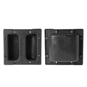 Image 1 - Altavoces de sonido de repuesto, mango empotrado para armario de amplificador de guitarra, 2 uds.