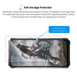 Image 4 - 10Pcs กระจกนิรภัยสำหรับ Ulefone ARMOR 7 ป้องกันหน้าจอ Ulefone ARMOR 7 ป้องกันฟิล์มแก้ว