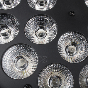 Image 5 - Alüminyum alaşımlı LED Par 18x18W RGBWA + UV 6in1 sahne aydınlatma LED spot DJ projektör yıkama aydınlatma düğün gösterisi parti ışıkları