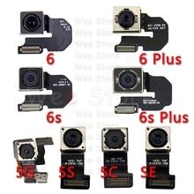 100% Original For iPhone 6 6s Plus Main Back Camera Flex For iPhone SE 5s 5c Rear Camera Flex Cable стоимость
