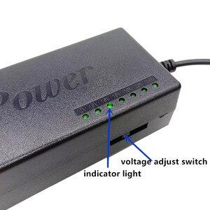 Image 3 - Universal AC DC 12V Switching Adjustable Power Supply Adapter Charger Notebook Transformer 15V 16V 18V 19V 20V 24V Adaptor