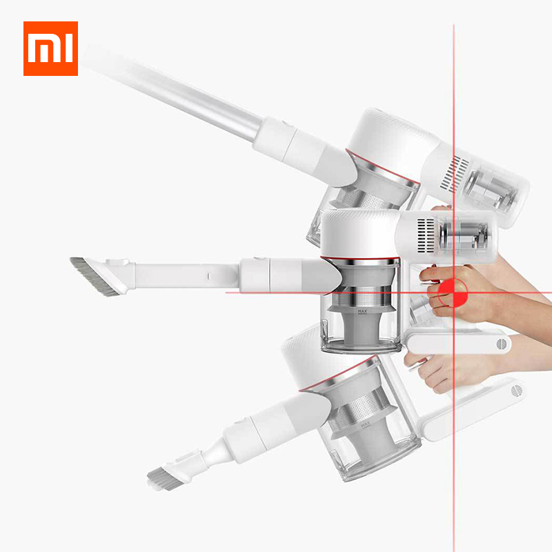Image 3 - Fast ship Xiaomi Dreame V9 Cordless Vacuum Cleaner Dust Collector wireless mi robot 20000Pa Suction Home Car Carpet cleaning-in Vacuum Cleaners from Home Appliances