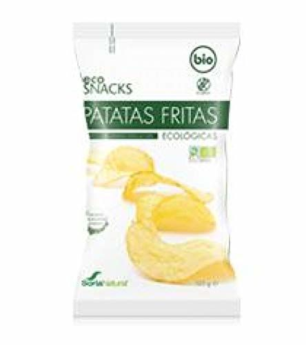 PATATAS CHIPS ECO 150GR SORIA NATURAL