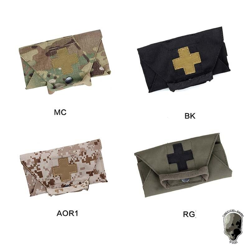Storage-Bag Cordura Tactical-Vest Medical-Pouch Molle TMC2679 Tourniquet 500D