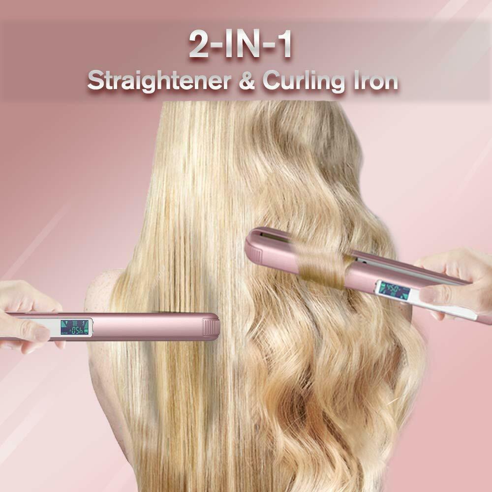 ferro temperatura ajustável ferramenta beleza do cabelo para as mulheres