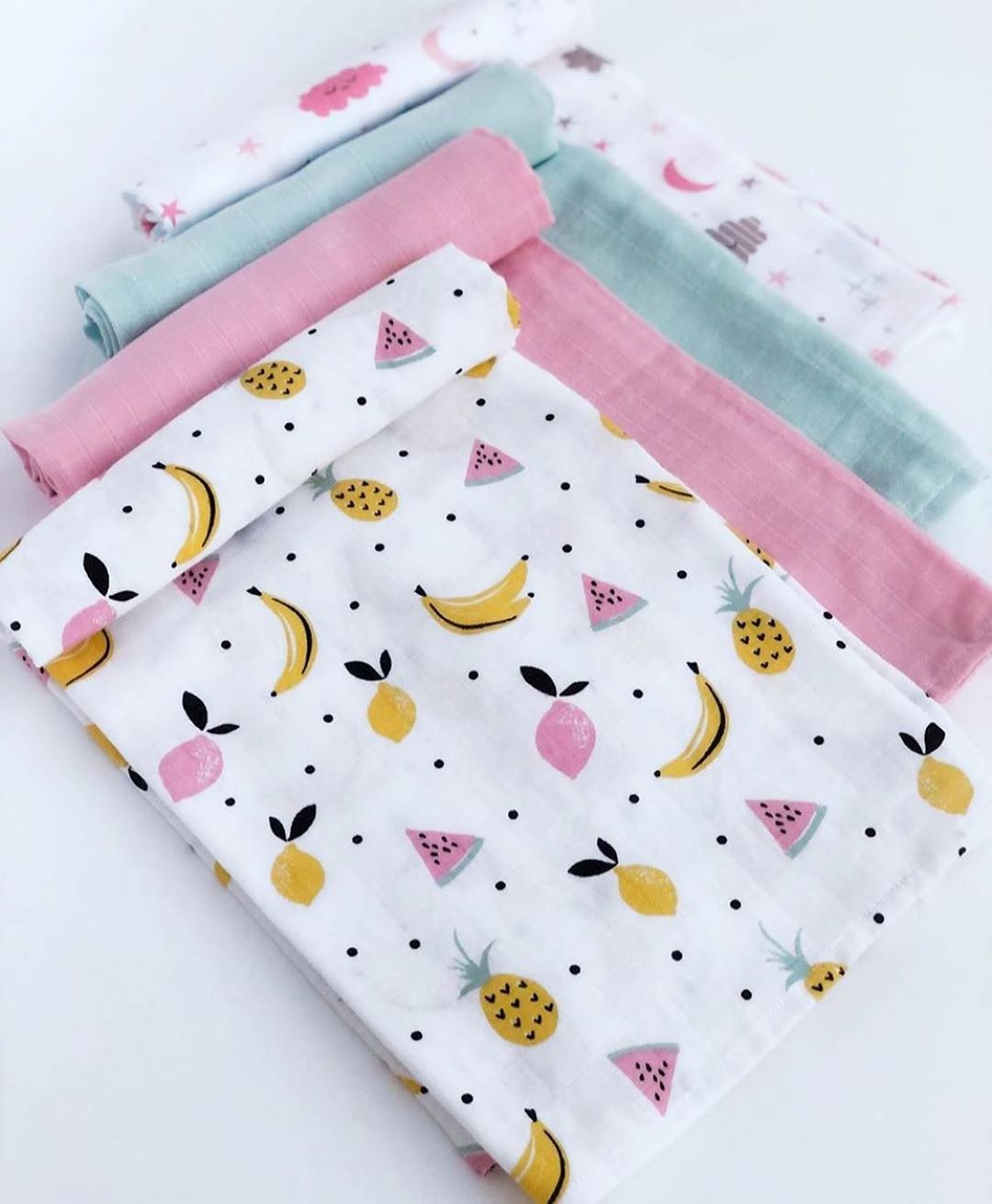120cm*110cm Baby Blankets Newborn Baby Blanket Swaddle Muslin Blanket 2 Battaniye