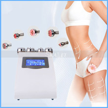 6in1 ultrasons liposuccion 40K Cavitation vide multipolaire bipolaire RF Laser minceur peau corps SALON MACHINE(China)
