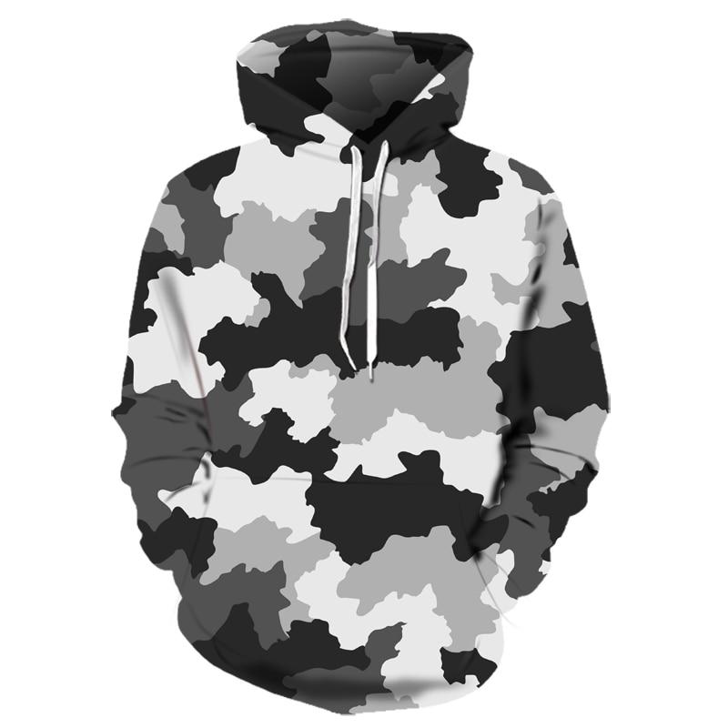 Solta Impressão Camouflage Impressão Hoodies Dos Homens, Hoodies 3d Impresso Hoodies Casual, Hoodies Hip Hop, Americano E Europeu Tamanhos S-6xl