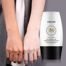 Солнцезащитный крем PIBAMY, отбеливающий, водонепроницаемый, защита от УФ-лучей, защита от солнца, солнцезащитный лосьон, солнцезащитный крем TSLM1