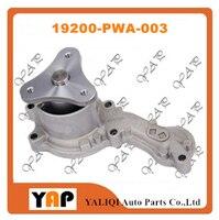 Silnik samochodowy płyn chłodzący silnik pompa dla Honda GD1 L13A GB1 L15A 1.3L 1.5L L4 19200 PWA 003 2022 2008 w Pompy próżniowe od Samochody i motocykle na