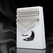 Body-Musical-Instrument Kalimba Piano-Finger Thumb Percussion Tune-Hammer Learning-Book