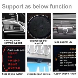 Image 5 - Auto Android Multimedia player Für Audi A6 4F 2010 ~ 2011 MMI 2G MMI 3G GPS Navi Karte stereo Bluetooth Ips bildschirm RAM 4G ROM 32G