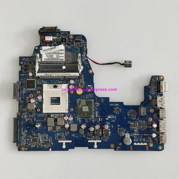 Genuine K000104270 NWQAA LA-6061P HM55 Laptop Motherboard for Toshiba Satellite A660 A665 Notebook PC ytai k42jr rev2 0 hm55 mianboard for asus k42jr a42j k42j x42j laptop motherboard rev2 0 hm55 ddr3 mainboard free shipping
