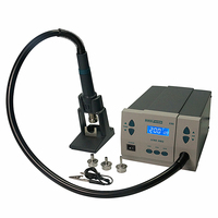 Hot Air Rework station QUICK 861DW soldering iron 2 in 1