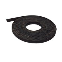 цена на Timing Belts 2/3/5/10/20/50Meters T2.5 Open Ended Timing Belts Pitch 2.5mm Width 6mm Trapezoidal Tooth Drive Belt for 3D Printer