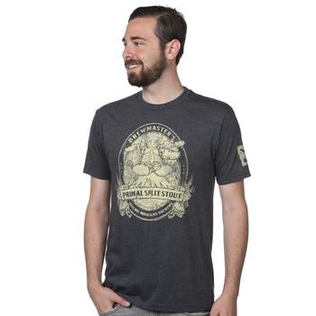 Dota 2 II Mens t-shirt-maestro cervecero principal dividido Stout