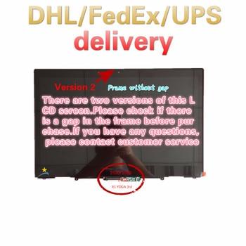 01AY920 Original New Full lenovo ThinkPad X1 YOGA 3rd Gen (20LF)2018  FHD 14.0'' LCD  LED Touch Screen Digitizer Assembly Bezel