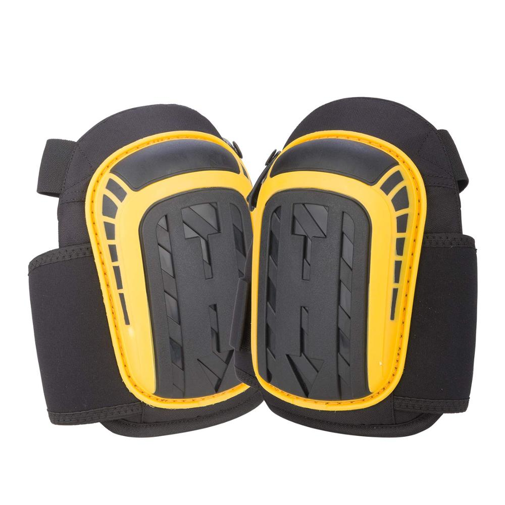 Gel Knee Pads for Gardening and Sports for Professional Heavy Duty Work with High Density EVA Foam Suitable for gardening and Construction Work 1