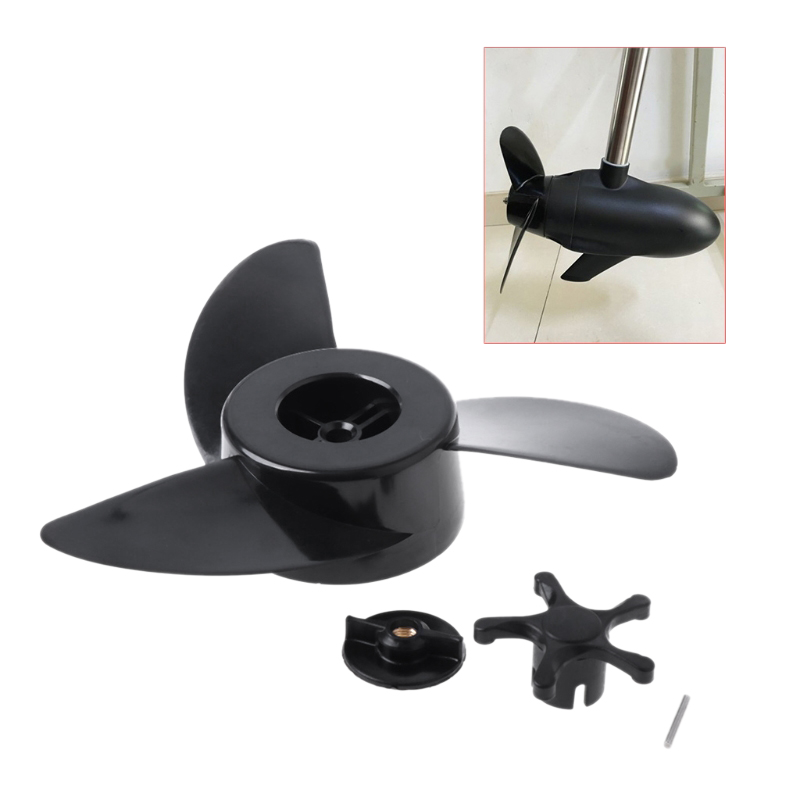 Motor Boat Propeller Electric Propeller Propeller Outboard Motor Electric Motor For Haibo Et34 Et44 Et54