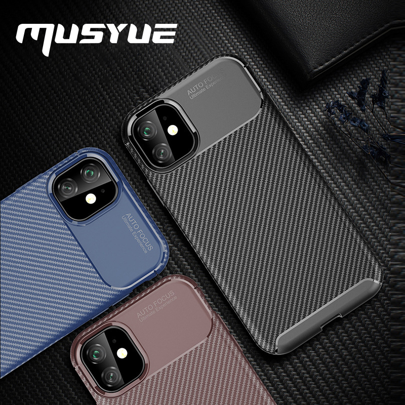 Musyue Phone Case for iPhone 11 Pro 7 8 Plus Case Luxury Phone Cover for iPhone 11 Pro Max 2019 XR Xs Xs Max Phone Coque Funda in Fitted Cases from Cellphones Telecommunications