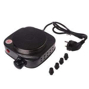 Image 3 - איכות טובה מיני חשמלי תנור קפה דוד צלחת 500W רב תכליתי מכשיר הביתה ערכת U1JE