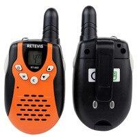 מכשיר הקשר 2pcs ילדים מכשיר הקשר 0.5W PMR רדיו PMR446 FRS VOX עם סוללות נטענות 2 Way רדיו Comunicador (4)