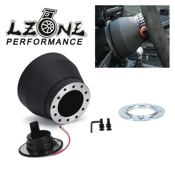 LZONE - Steering Wheel Hub Adapter Boss Kit for BMW E30 JR-HUB-E30 image