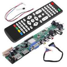 universal scaler kit 3663 TV Controller Driver Board Digital