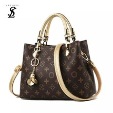 New Package 2020 Printed Bucket simple women bag Fashion Handbag Single Shoulder bags crossbody Bag lady's Handbags