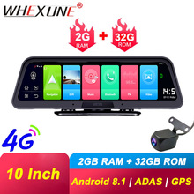 Car DVR Video-Recorder WHEXUNE Navigation Remote-Monitor Dash-Camera Android Gps ADAS