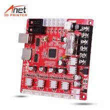 Anet A1284-Base v1.7 placa de controle base placa mãe mainboard para anet a8 mais diy auto montagem impressora desktop 3d reprap i3