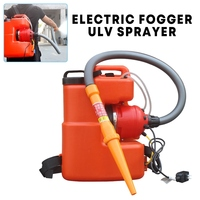 220V 20L Electric Fogger ULV Sprayer Mosquito Killer Farming Office Industrial Watering Irrigation Sprayers Garden Supplies